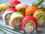 Newton's Japanese Steak House Sushi3