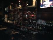 Newton's Japanese Steak House Bar Area